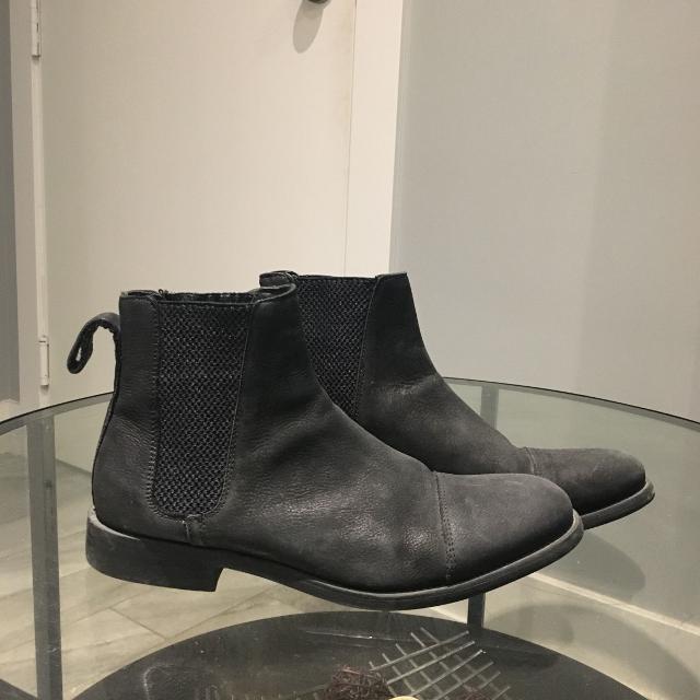Best Zara Men Black Chelsea Boots For Sale In Yorkville Ontario For