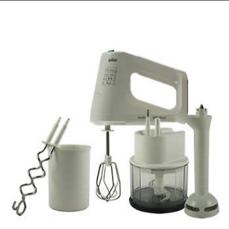 Braun M880 4 in 1 Multimixer, used for sale  Canada