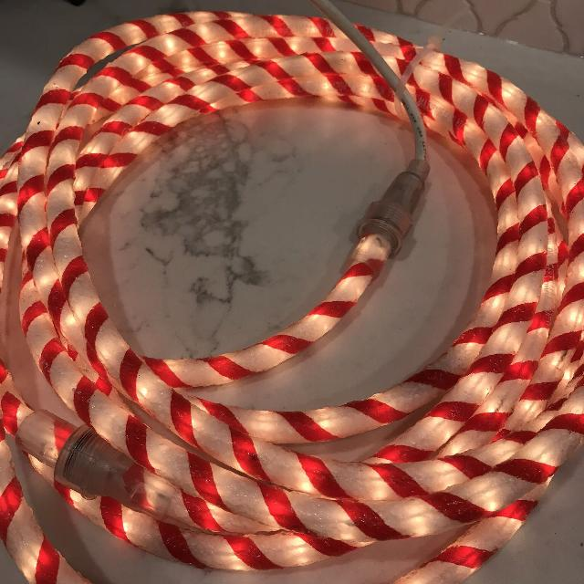 Find more candy cane rope light for sale at up to 90 off victoria bc candy cane rope light aloadofball Images