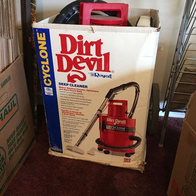 Find More Dirt Devil Deep Cleaner For Sale At Up To 90 Off