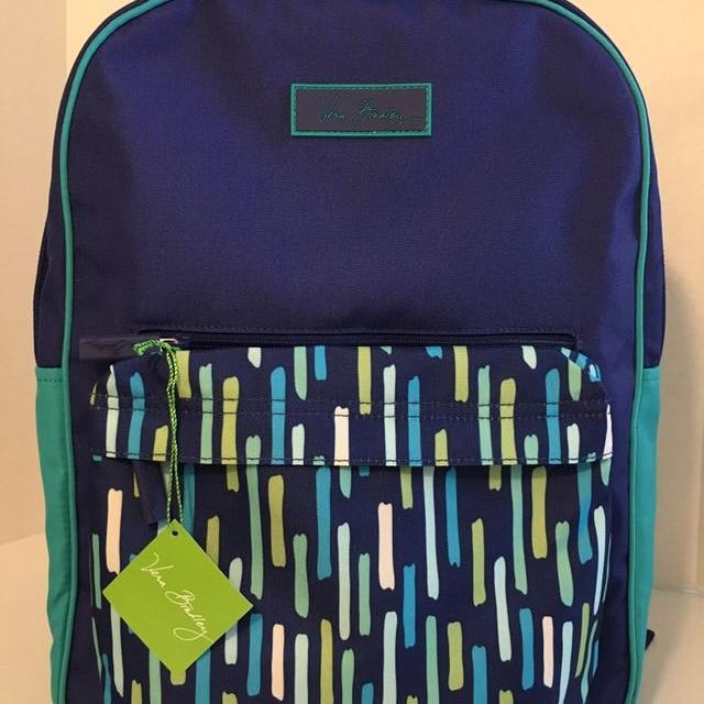 d580d7c3d003 Find more  25 Retail  98 Vera Bradley Large Colorblock Backpack In ...