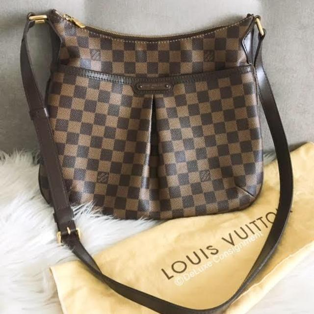 Best Louis Vuitton Damier Ebene Bloomsbury Gm for sale in Calgary, Alberta for 2019