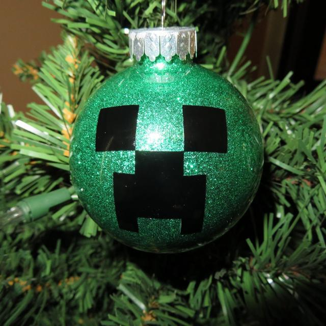 Minecraft Christmas 2019 Best New Minecraft Christmas Ornament for sale in Clarington