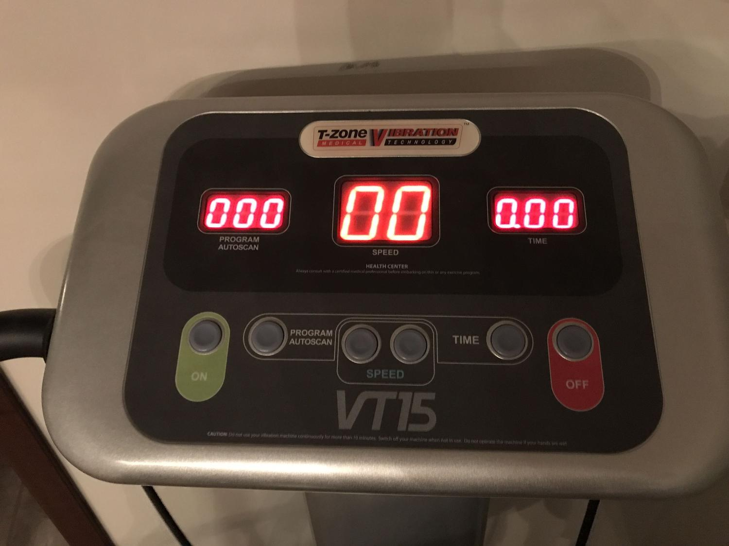 VT-15 Vibration Machine