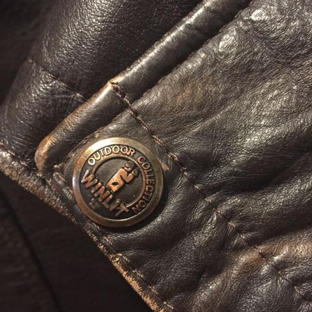 d2ababaac Winlit 1969 vintage leather motorcycle jacket *REDUCED*