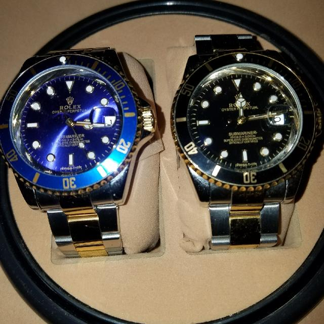 Best Rolex Style Watches In Winder Box For Sale For Sale In Fort