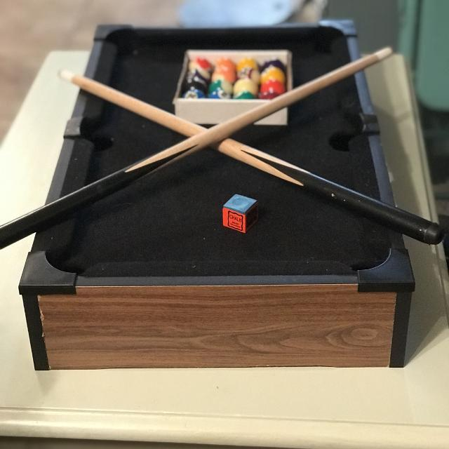 Find More Mini Pool Table Great Christmas Present For Sale At Up - Where to buy mini pool table
