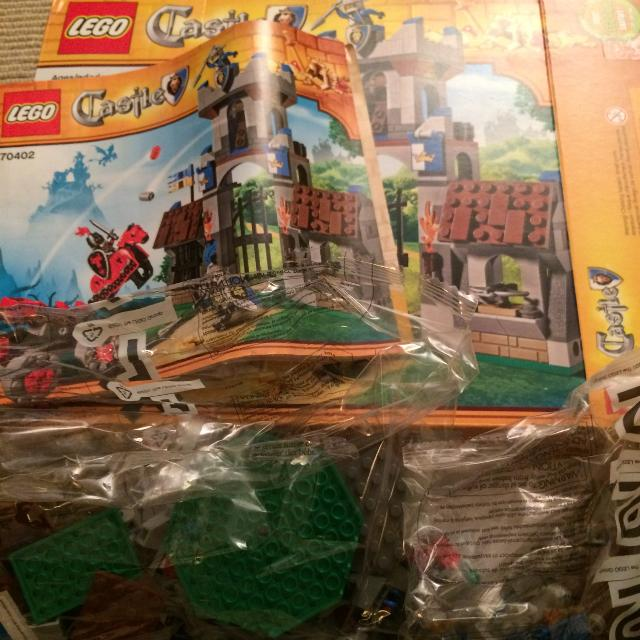 Find More Castle Lego No 70402 For Sale At Up To 90 Off