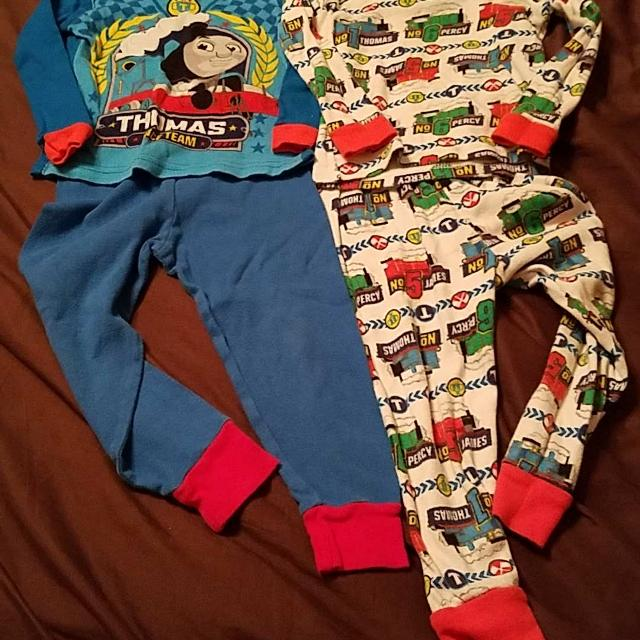 e157758bc407 Best Thomas The Train Pajamas - 2 Sets - Boys - Sz  3t for sale in Frisco