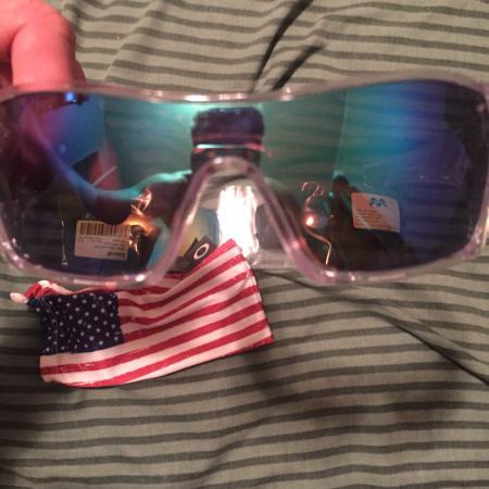 Used, Oakley Batwolf sunglasses for sale  Canada