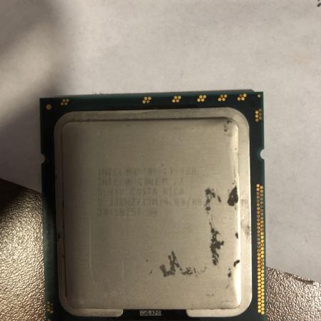 Cpu  i7 980 for sale  Canada