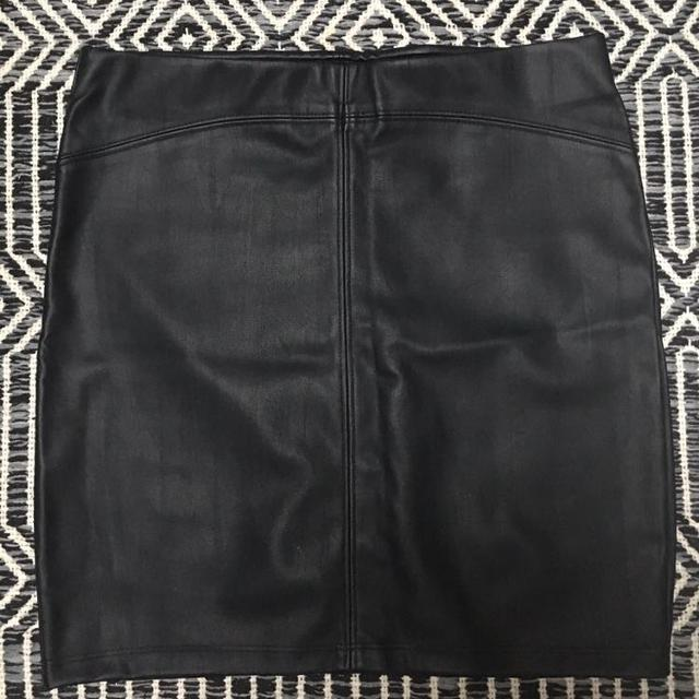 65af997404 Find more Dynamite Faux Leather Skirt for sale at up to 90% off
