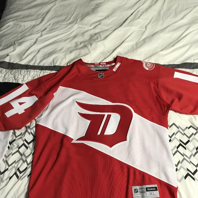 a3b51c8e2 Best Detroit Red Wings Stadium Series Jersey for sale in Port Huron ...