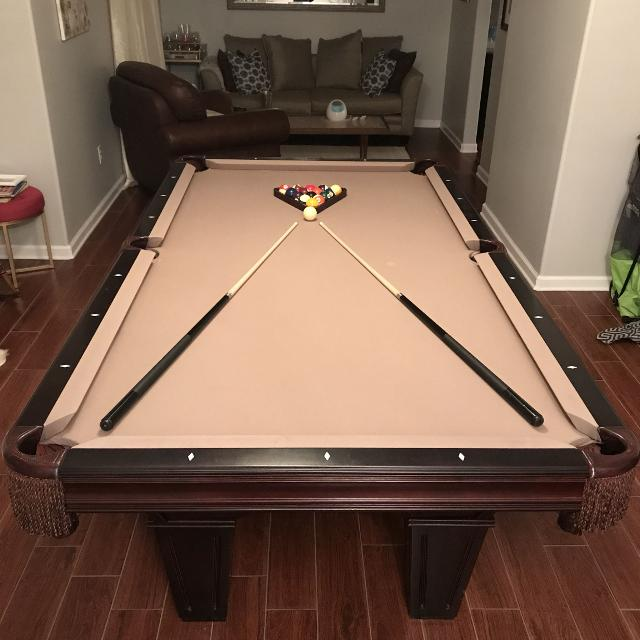 Find More Brunswick Billiard Pool Table Slate For Sale At Up To Off - Brunswick bradford pool table