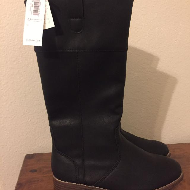 3f951af7a8de Find more Girls Boots Old Navy Nwt Size 4 for sale at up to 90% off