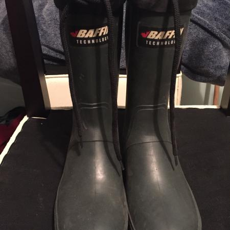 Baffin camping or hunting rain boots for sale  Canada