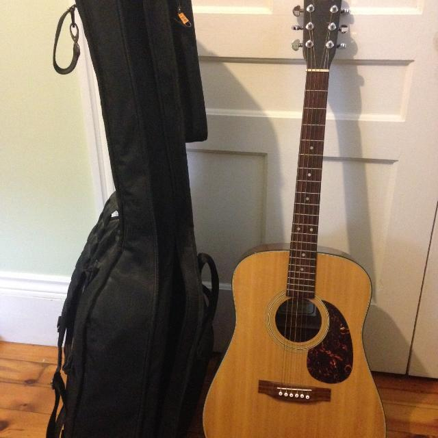 Best Martin Sigma Dm2 Acoustic Guitar For Sale In Hanover Ontario