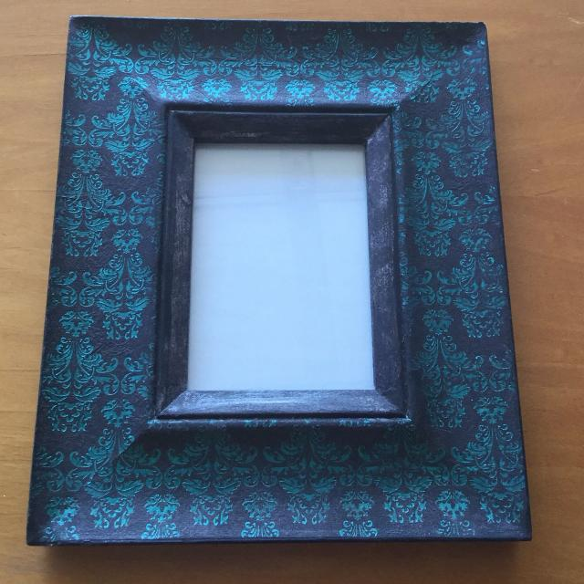 Best Pier One 1 Imports Picture Frame Shabby Chic For Sale In