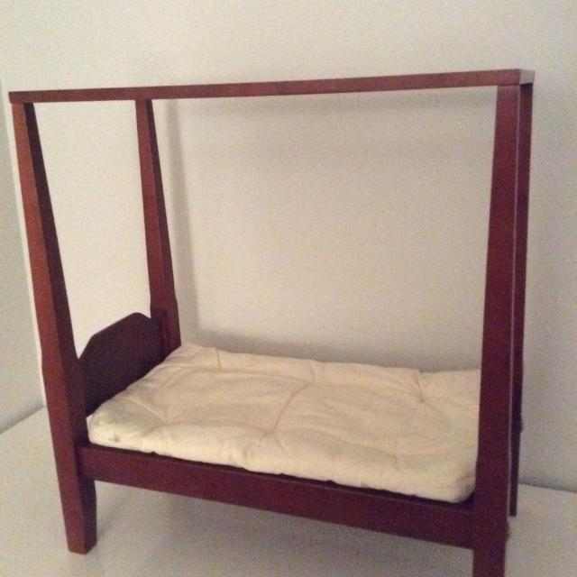 pleasant 4 poster bed frame. American girl Pleasant Company four poster bed Find more Girl Four Poster Bed for sale at
