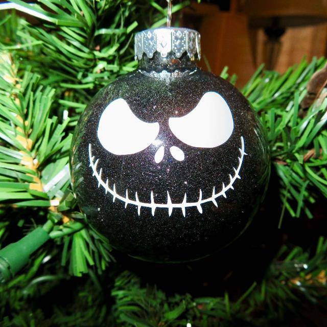 new jack skellington christmas ornament - Jack Skeleton Christmas Decorations