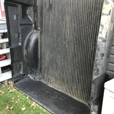 Used, F150 - 2009-2014 bed liner 5.5ft for sale  Canada