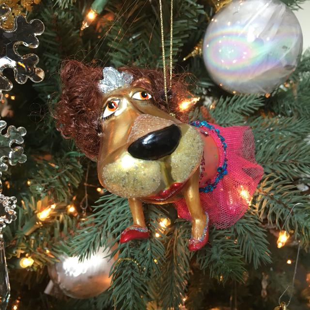Best Bombay Co. Christmas Ornament - Puppy Princess for sale in ...