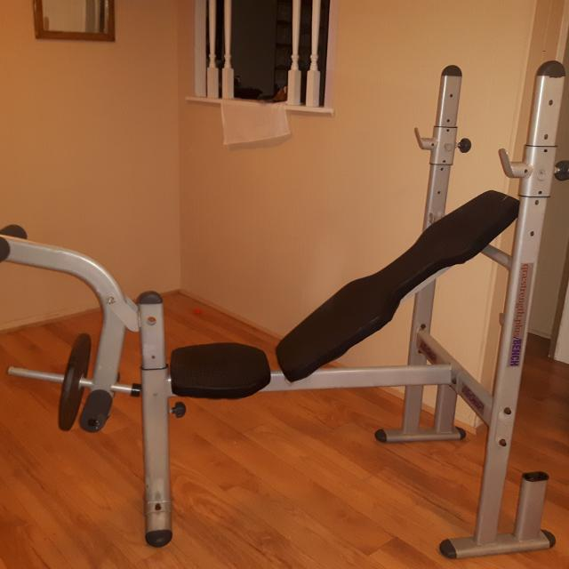 Find More Life Gear Professional Bench Press For Sale At Up To 90 Off