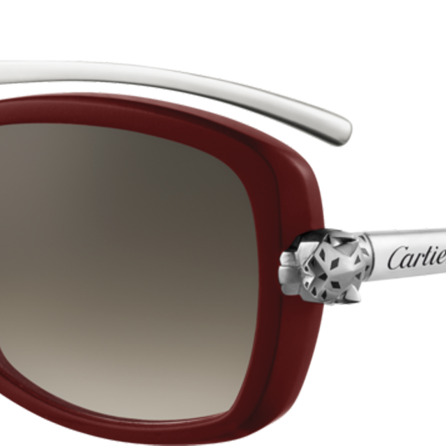 3acff9562f Best Cartier Panthere Women s Sunglasses - 100% Authentic - Burgundy for  sale in The Beaches