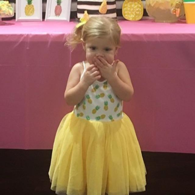 e43a767c23bc Best 18-24 Month Old Navy Pineapple Tutu Dress for sale in Clarington,  Ontario for 2019