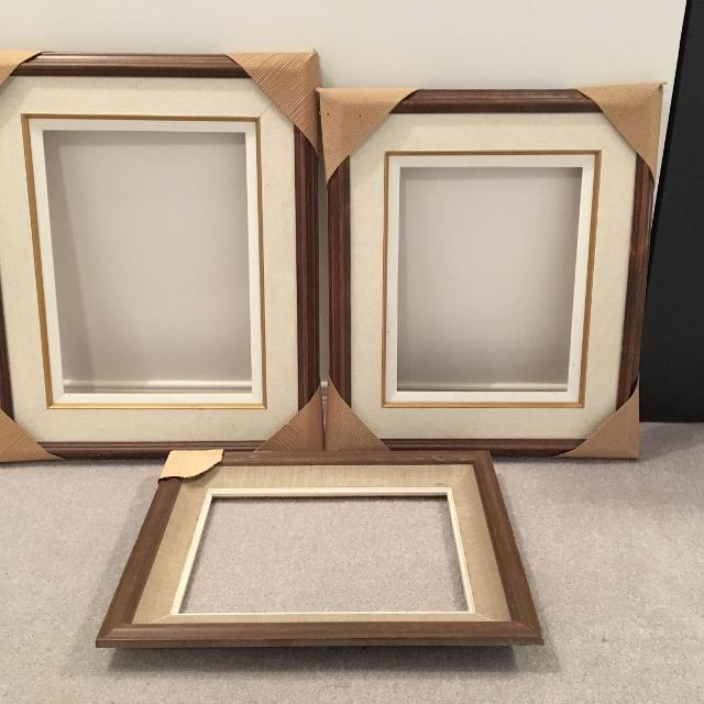 Find more Three New Painting Frames For Canvas Paintings Etc. Oshawa ...