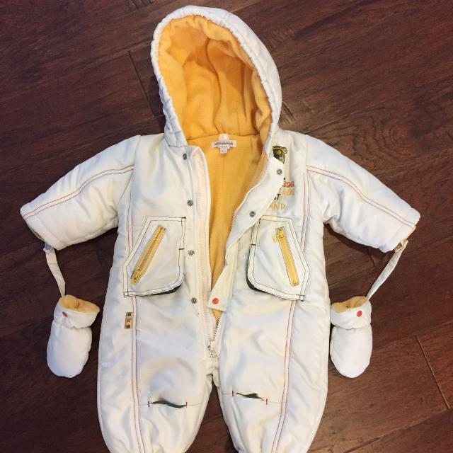2f2c452f3aa4 Find more 3-6 Month Old Snowsuit for sale at up to 90% off