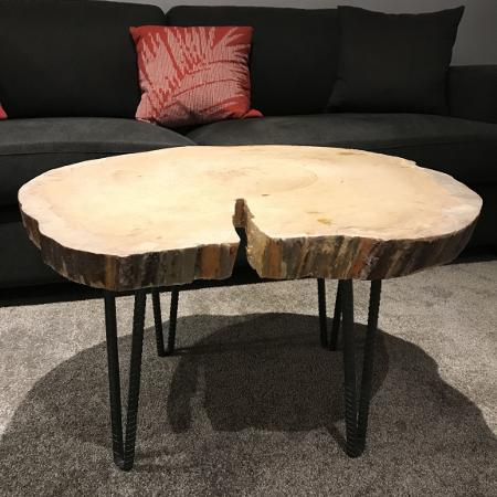 Handmade large live edge coffee table... for sale  Canada