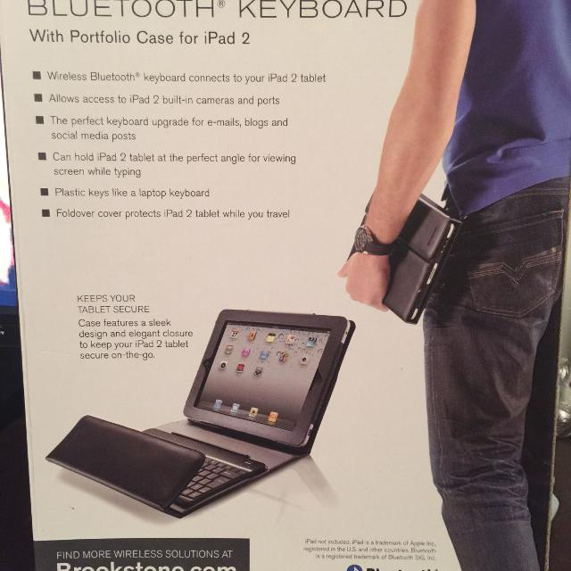 Bluetooth keyboard BROOKSTONE