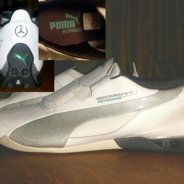 Best New Puma Eco Ortholite Petronas. Mercedes Benz for sale in Victoria 4406d5e1c
