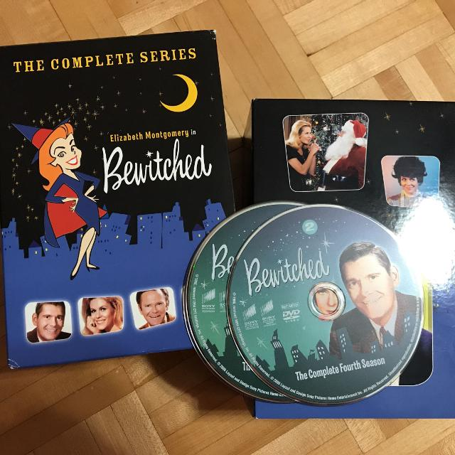 Bewitched Complete DVD series box set