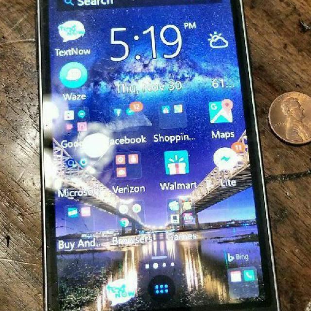 Samsung galaxy J3 Prime unlocked