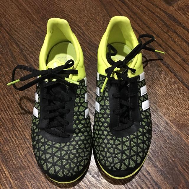 29b857c8167 Find more Adidas Indoor Soccer Futsal Shoes Size 2 for sale at up to ...