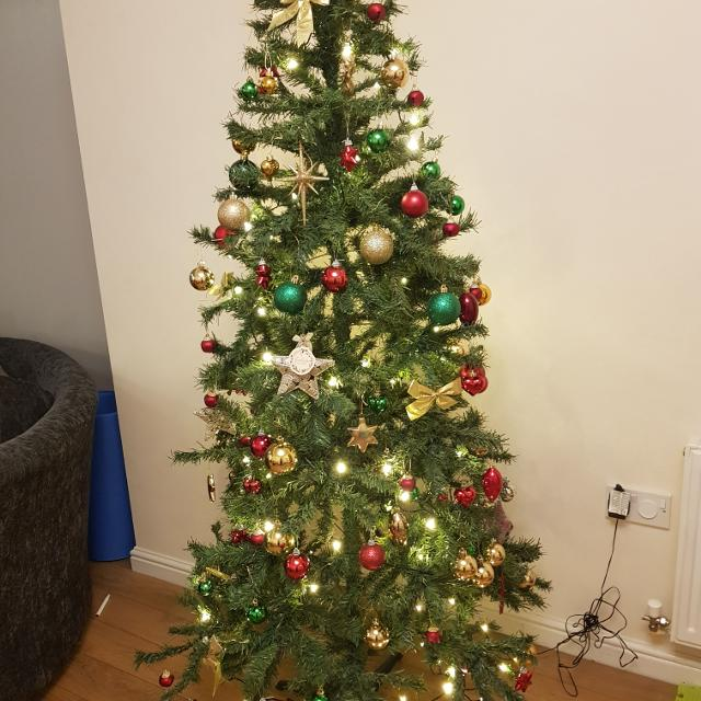 Find More 6ft Tall Christmas Tree From Argos For Sale At Up To 90 Off