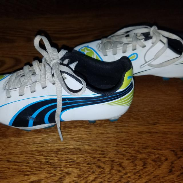 86c3530fc92 Best Boy s Puma Soccer Cleats Size 13 for sale in Nashville ...
