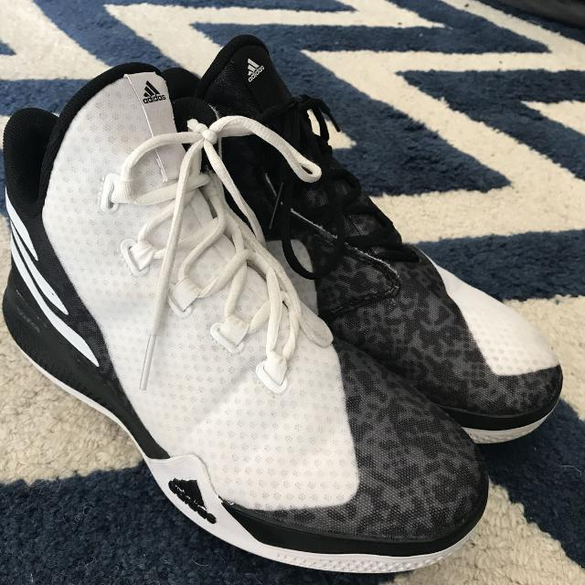 Best Performance Men s Size 8 1 2 (or Ladies 10 Equivalent) Adidas Light Em  Up 2 Basketball Shoes for sale in Kerrville 11fb01d24