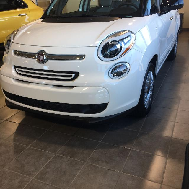 Best 2015 Fiat 500l For Sale In Sherwood Park, Alberta For