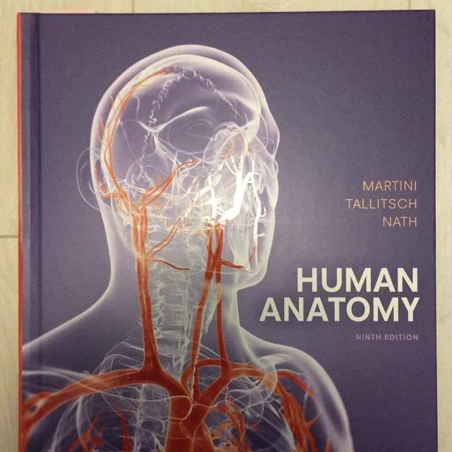 Best Human Anatomy Textbook 9th Edition For Sale In Victoria