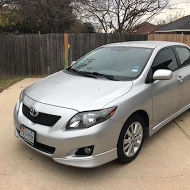 2010 Toyota Camry For Sale: Best 2010 Toyota Corolla S For Sale In New Braunfels