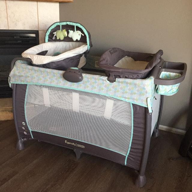 Find More Ingenuity Washable Playard Hardly Used For Sale At Up