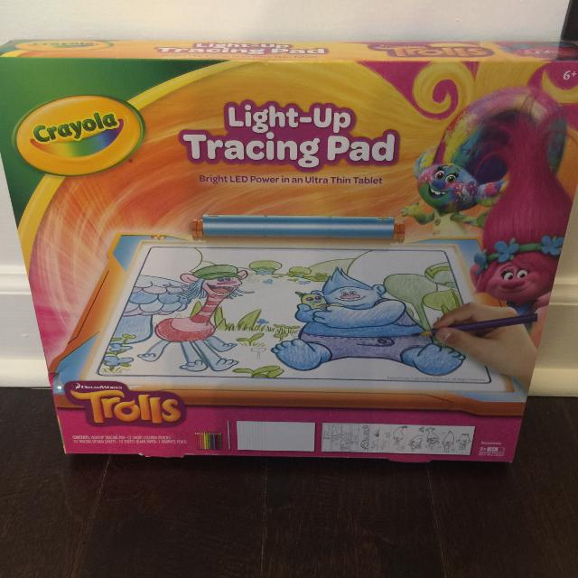 find more light up tracing pad trolls new 5 gtown ppu for sale at