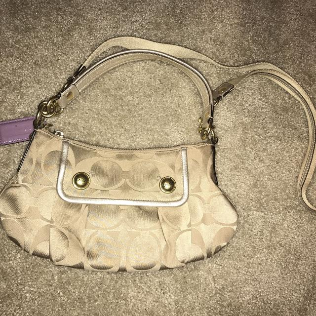 12e627b29 Best Gently Used Coach Over The Shoulder Purse for sale in Germantown,  Tennessee for 2019