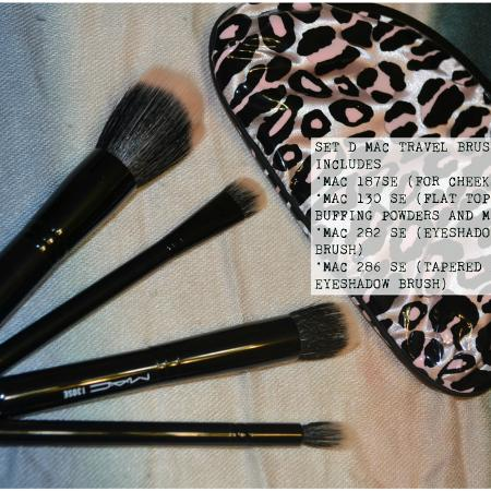 MAC Mineralize Brush Set for sale  Canada