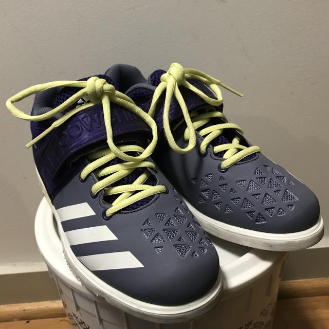 a88ba63fea62 Best Adidas Powerlift 3 Women s Weightlifting Crossfit Shoes Size 7 for  sale in Richmond