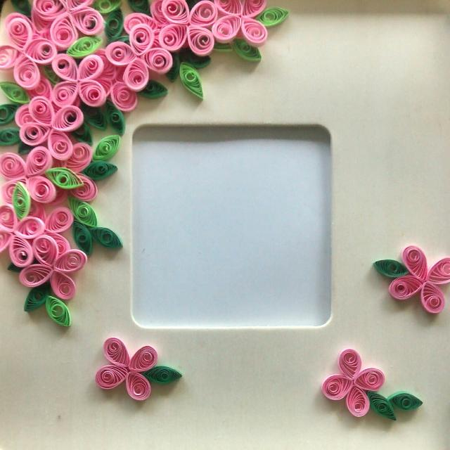 Best Paper Quilled Photo Frame for sale in Peoria, Illinois for 2018