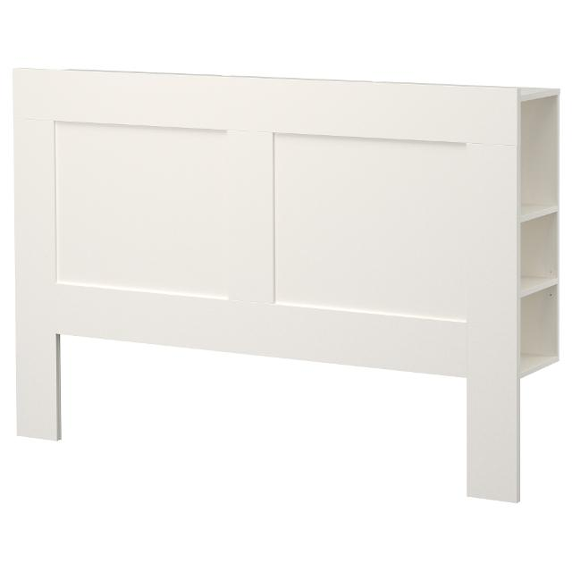 Best Ikea Tete De Lit Brimnes White For Sale In Dollard Des
